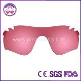 Oaklの置換レンズのための分極されたサングラス