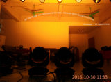 luz de lavagem do efeito do diodo emissor de luz da cabeça movente RGBW 4in1 do diodo emissor de luz do zoom 36PCS (HL-005YS)