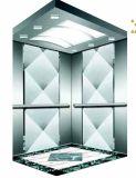 Volkslift luxuriöser Geschäfts-Passagier-Aufzug mit Gearless Zugkraft-Maschine
