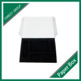 Caixa de papel ondulada do projeto do OEM na caixa de empacotamento