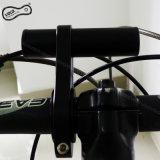 La barra di alluminio della carica del manubrio della bicicletta per la bicicletta illumina le torce elettriche