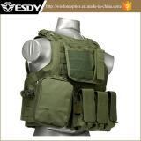 Acu color engranaje táctico de Airsoft Molle chaleco, Paintball Combate Soft Chaleco de seguridad militar