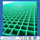 Rejilla de la fibra de vidrio de la Anti-Corrosión de la alta calidad