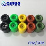 Batentes de porta diferentes da borracha de silicone da cor e do tamanho com baixo preço