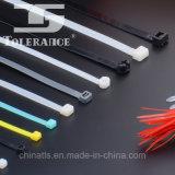 Ataduras de cables de nylon de la venta superior con el envío rápido