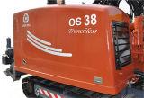Kleine Unze-Vertiefungs-horizontale Richtungsbohrgerät-Maschine mit Dieselmotor 176W