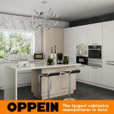 Keukenkast van de Kleur van de Verkoop van Oppein de Hete Lichte Acryl Houten (OP15-A04)