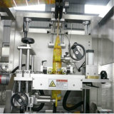 Het Lichaam van de fles en De Machine van de Etikettering van de Koker van Kroonkurk