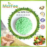 Água equilibrada do fertilizante da fórmula NPK 19-19-19 - fertilizantes solúveis