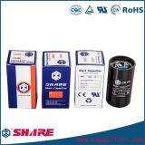 Condensador electrolítico de la CA de CD60 50/60Hz 100UF para la venta