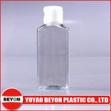 Ясная пластичная бутылка любимчика 60ml с крышкой верхней части Flip для упаковывать личной внимательности