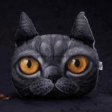 2016 ammortizzatore decorativo del nuovo di disegno di Emoji cane del cuscino 3D