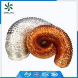 Conducto flexible de aluminio de la cocina de 8 pulgadas