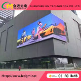 High Brightness Outdoor P10 Full Cool LED Display para tela de publicidade digital