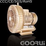 セリウムIe3モーター10HP高圧空気ブロアの渦のブロア