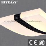 Kurven-Form-Dekoration, die LED-kommerzielle hängende Lampe hängt