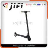 Motorino della fibra del carbonio più chiaro di Jifi, motorino pieghevole di scossa delle due rotelle