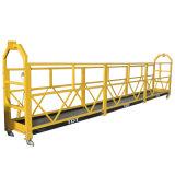Plate-forme de construction de gondole de Tdt 100m de qualité (ZLP630)