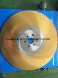 La circulaire enduite de bidon de HSS scie la lame pour le tube d'acier de découpage