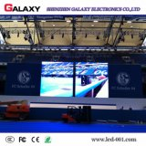La etapa de interior, baterías, hace publicidad de la pared video fijada P2/P2.5/P3/P4/P5/P6 a todo color /Panel de la visualización de LED