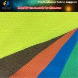 登山のスーツのためのダイヤモンドのポリエステル2方法伸張かスパンデックスのジャカードファブリック