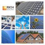 가정 사용을%s 고품질 그리고 경쟁가격을%s 가진 345W 단청 태양 전지판