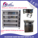 Gas-Kombinations-Ofen der Gaststätte-Küche-Geräten-Konvektion-Oven+ der Plattform-Oven+ Proofer