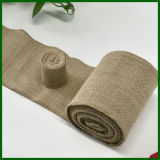 100% yute Fibra saco de tela arpillera rollo
