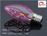 Amortiguación ligero del filamento ahorro de energía grande del bulbo 3.5W G150 LED