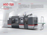 Hsc-720 Machine Thermoforming