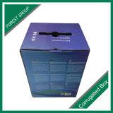 De transporte de plástico de cartón caja de cartón con asa