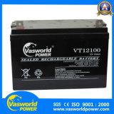 Batterie rechargeable de longue vie du côté 12V 100ah de pouvoir