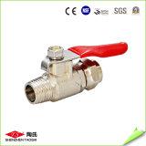 Mittlere Größen-Stück-Verbindungs-Kugelventil für RO-Wasser-Teile