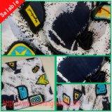 Tecido tingido Tecido Jacquard Tecido de impressão Tecido de algodão para mulher Castiçal Casaco Juventude Crianças & rsquor; S Garment.