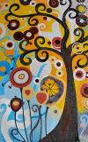 Azulejo de mosaico hecho a mano