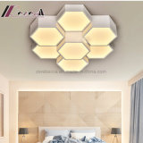 거실을%s New Five-Sided Personality Ceiling Lamp