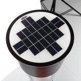 4 watts lumineux superbes de lumière solaire de DEL avec la batterie au lithium