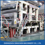 máquina de la fabricación de papel del trazador de líneas del arte de 3600m m para el uso de la superficie del cartón