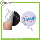 Escritura de la etiqueta impermeable del parabrisas de la frecuencia ultraelevada RFID de Monza 4QT del ANIMAL DOMÉSTICO