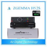 Il sintonizzatore gemellare DVB-S/S2 Linux HD PVR Ready la ricevente satellite con Hevc/H. 265 Zgemma H5.2s