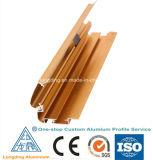 Profil en aluminium d'extrusion pour le matériau de construction