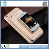 2.4inch小型6s小型カードの携帯電話の小型クレジットカードの携帯電話