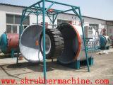Autoclave a vapore di vulcanizzazione del serbatoio/autoclave elettrica