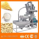 Máquina nova da fábrica de moagem do trigo da pequena escala da tecnologia para a venda