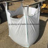 sac en bloc de tonne de 4-Loops Overlock FIBC grand pour les matériaux grenus