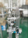 De zuivere Pneumatische Halfautomatische Dikke Nieuwe Structuur van de Vullende Machine van de Room