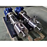 인라인 Emulsifying Pump (3 단계)