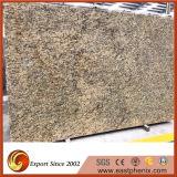 Brame en pierre extérieure d'allée de pavé de granit beige normal à vendre