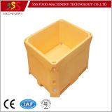 Boîte chaude à fruits et légumes de cadre de chaîne du froid de fruits de mer de cadre de transport de nourriture de cadre de refroidisseur de glace de poissons de vente