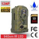 940nm invisible cámara IP68 a prueba de agua Movimiento Scout Trail LED